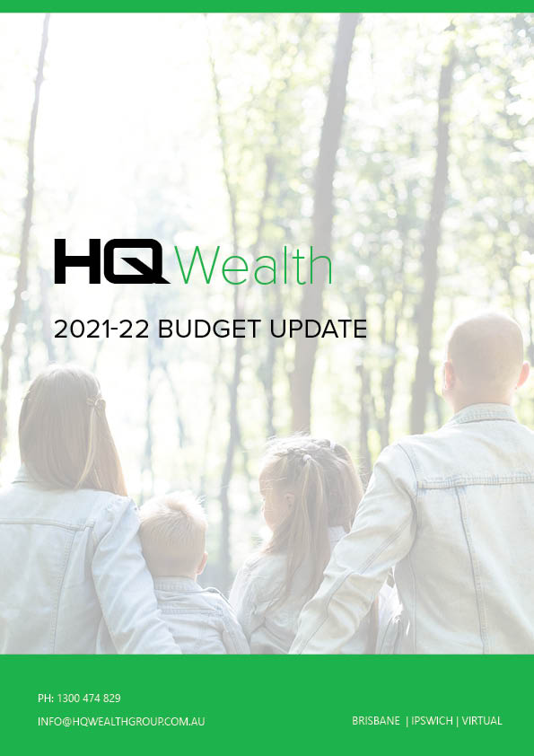Federal Budget Update - Superannuation